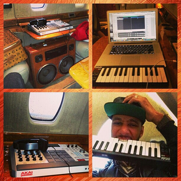 Swizz Beatz Mobile Studio
