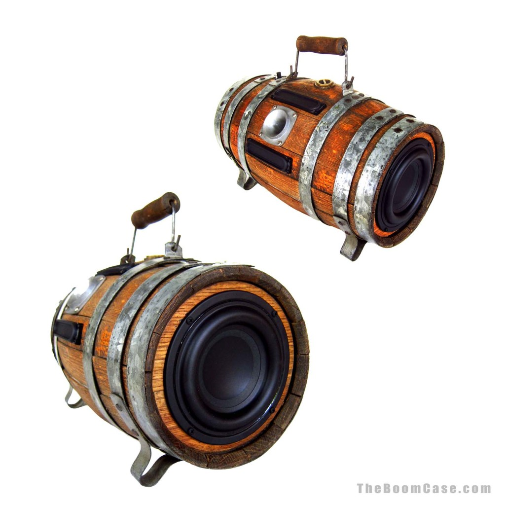 Viking Wine Beer Water Barrel Vintage Ship Red Plaid BoomCase Adidas Tartan BoomBox New Store OWN Pacific Northwest Oregon Suitcase BoomBox